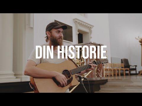 Hør Din Historie // Morten Bergholt på youtube