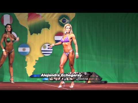 Bikini fitness más 1 63 mts   Sudamericano 2013