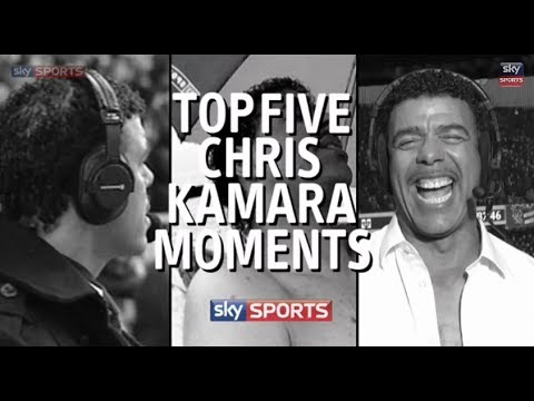 chris - The living legend Chris Kamara is responsible for brightening up many of your Saturday afternoons, and we present to you his top 5 Soccer Saturday moments. C...