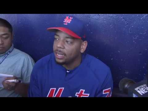 Video: Mets prospect Dominic Smith talks weight loss in 2017