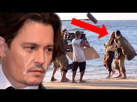 The Real Reason Johnny Depp Was Fired from Pirates Of the Caribbean..