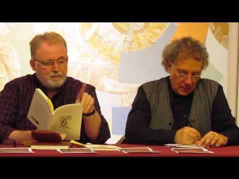 Juan Carlos Mestre y Pérez Antolín presentan