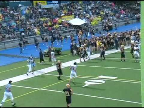 Dom Kegel Football | 2008 Senior Highlights