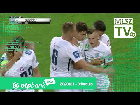 3. forduló: DVTK - MTK 1-1 (1-0)