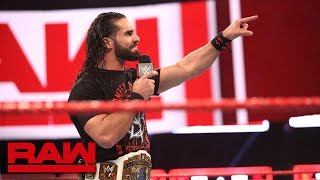 Nonton Seth Rollins Vows To Turn Dean Ambrose S Life Into A Film Subtitle Indonesia Streaming Movie Download
