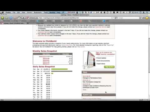 How To Make Money Online – Clickbank