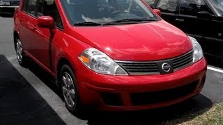 2008 Nissan Versa (Tiida) Review, Test Drive - Auto Review Series