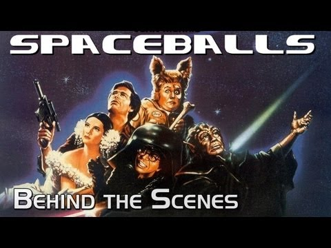 Spaceballs - Spaceballs making-of featurette, produced in 1987. Copyright MGM/UA Home Video. For documental purpose only. No copyright infringement or profit intended. Mo...