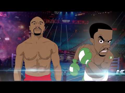 FLOYD MAYWEATHER FIGHT NIGERIA GUY KOJO