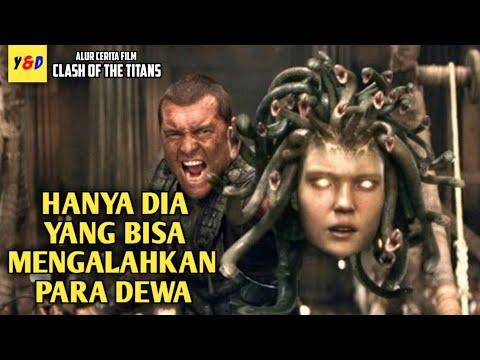 Pertempuran Antara Manusia Dan Dewa- ALUR CERITA FILM Clash Of The Titans