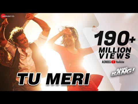 Tu Meri Full Video | BANG BANG! | feat Hrithik Ros