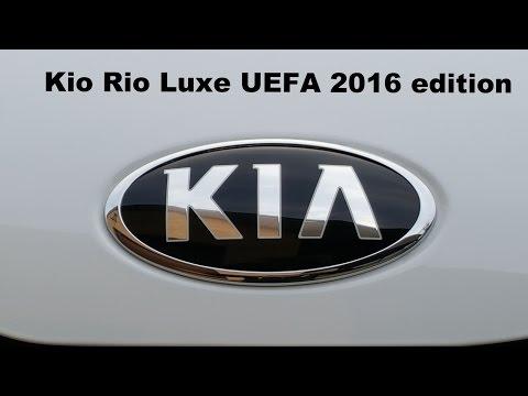 Kia rio luxe 1.6 акпп фотография
