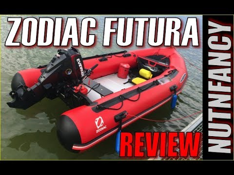 Zodiac Futura Inflatable Boats REVIEW Pt 1