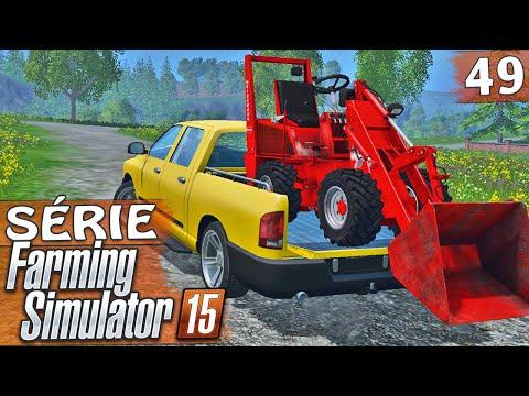 Farming Simulator 2015 - Comprando Mini Carregadeira