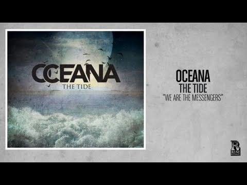 Tekst piosenki Oceana - We are the messengers po polsku