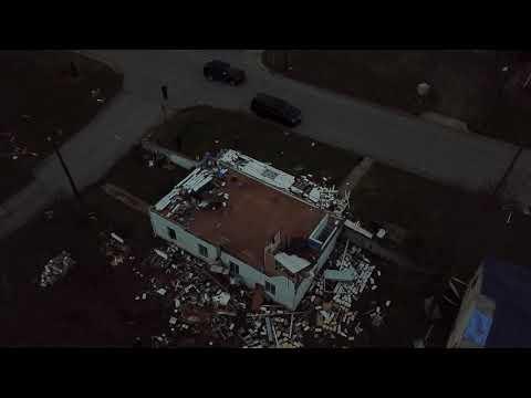 Tornado Destroys Masonic Lodge in Greensboro, NC
