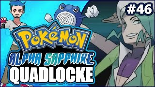 Pokémon AlphaSapphire Randomizer Quadlocke Part 46 | STOP WALLY GAGGING AROUND by Ace Trainer Liam