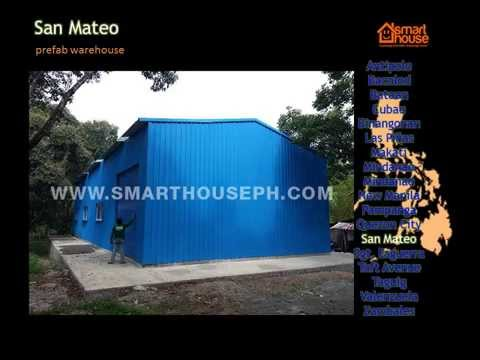Prefab and Modular Warehouse and Structures – Manila Luzon Mindanao Davao Cebu Philippines