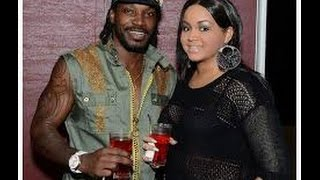 west indies criketers his wife & family