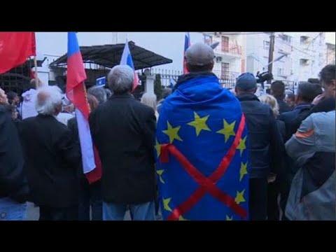 Διχασμένα τα Σκόπια για την απέλαση ρώσου διπλωμάτη