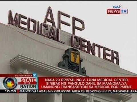 SONA: Nasa 20 opisyal ng V. Luna Medical Center, sinibak ng Pangulo_Űrhajó videók