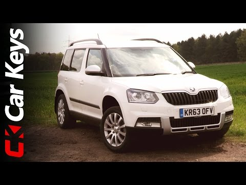 Skoda Yeti 2014 review – Car Keys