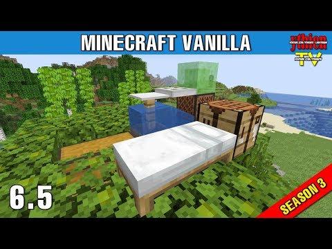 Minecraft Vanilla Livestream S03E6.5 - Câu Cá Giải Trí - Thời lượng: 1:03:33.
