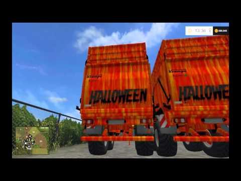 Krampe Bandit 750 Halloween v1.0