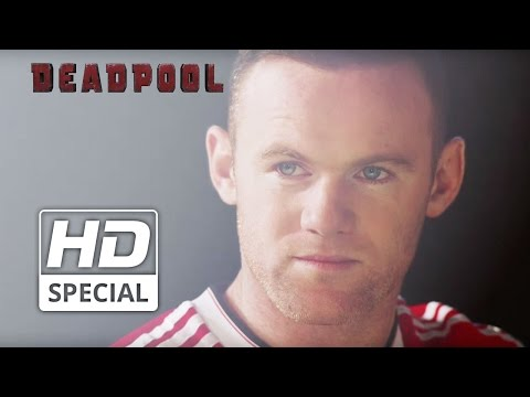Video: Deadpool helps out Manchester United in penalty shootout