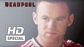 Deadpool sueña con jugar en el Manchester United