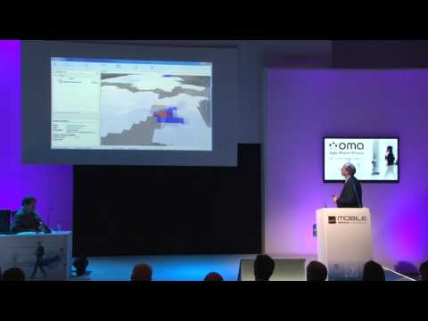 Open Geospatial presents at OMA Demo Day at MWC14