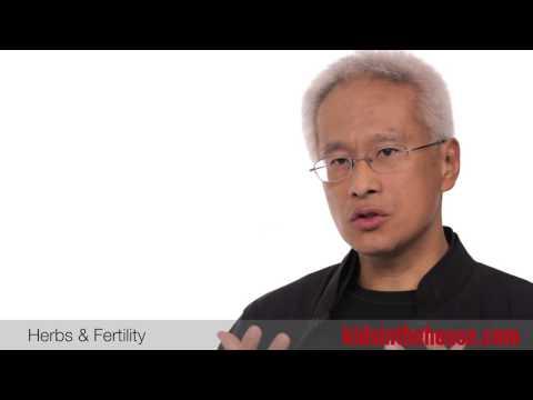 Herbs That Increase Fertility - Daoshing Ni, PhD
