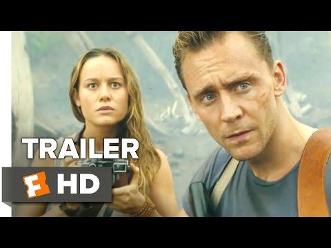 Kong Skull Island Movie Trailer 3