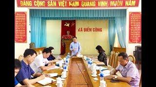 Giám sát đầu tư công tại xã Điền Công