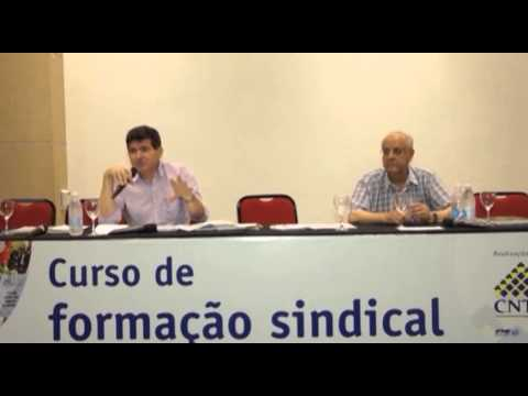Conjuntura política e sindical