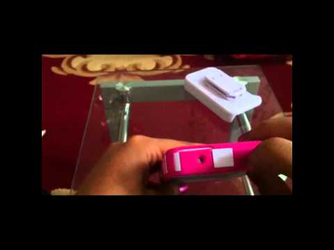 iphone 4S pink case - This is a review of the otterbox defender series case for the iphone 4/4s in the colour white and punk. I purchased this case from amazon for £22. This is my...