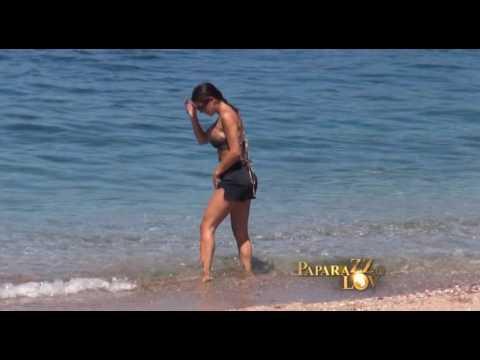 Golišava Marina Visković na plaži