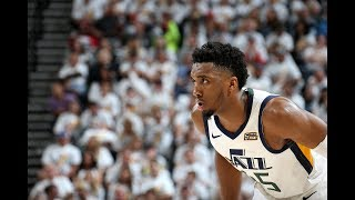 Donovan Mitchell Outscores Houston Rockets 19-12 In 4Q To Avoid Series Sweep by Bleacher Report