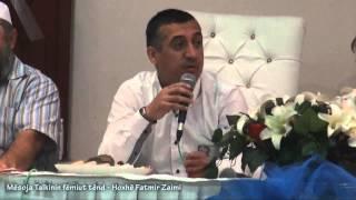 Mësoja Talkinin fëmiut tënd - Hoxhë Fatmir Zaimi
