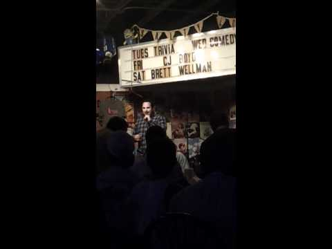 Justin Moss - Comedy Night at Bird's
