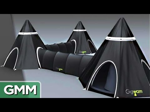 Must - We found some crazy cool camping gear. GMM#490! Good Mythical MORE: http://youtu.be/jAUT-fwG8R8 Ever have a #VacayGoneCrayCray? Go to http://www.vacaygonecraycray.com to enter for a chance...