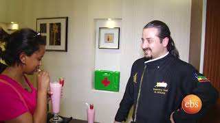 Semonun Addis coverage on Capital Hotel