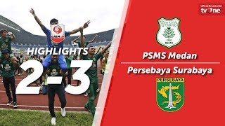 Video Sang Juara!! PSMS Medan vs Persebaya Surabaya: 2-3 All Goals & Highlights - Liga 2 MP3, 3GP, MP4, WEBM, AVI, FLV Februari 2018