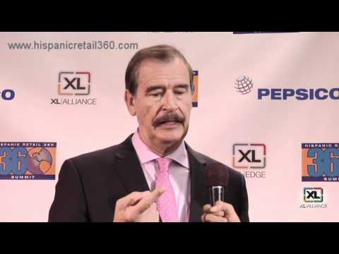 Business Advice from Vicente Fox Former President of Mexico