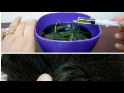 العرب اليوم - شاهد: وصفة سحرية باستخدام الملوخية لتطويل الشعر