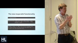 Distributed Data Structures in R for General, Large-Scale Computing - Dr. Michael J. Kane