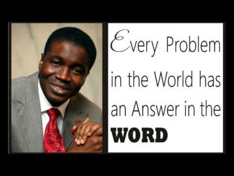 Bishop Abioye - Pray In The Holy Ghost