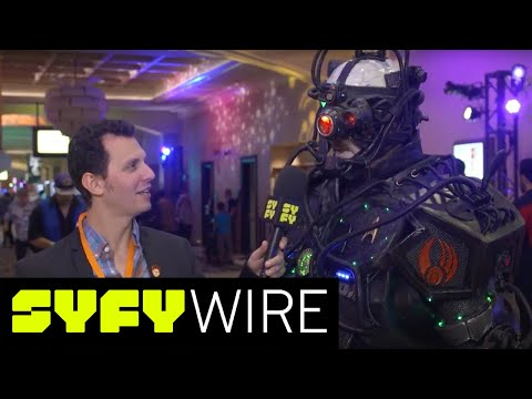 We Went To Star Trek Las Vegas So You Didn't Have To | SYFY WIRE
