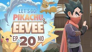 20 | KOGA'S KILLER KRUSHING Pokémon Let's GO Pikachu + Let's GO Eevee Let's Play w/ TheKingNappy! by King Nappy