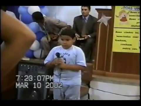 1º Festa das Crianças nos Teixeiras 2002 ( Parte 2 )